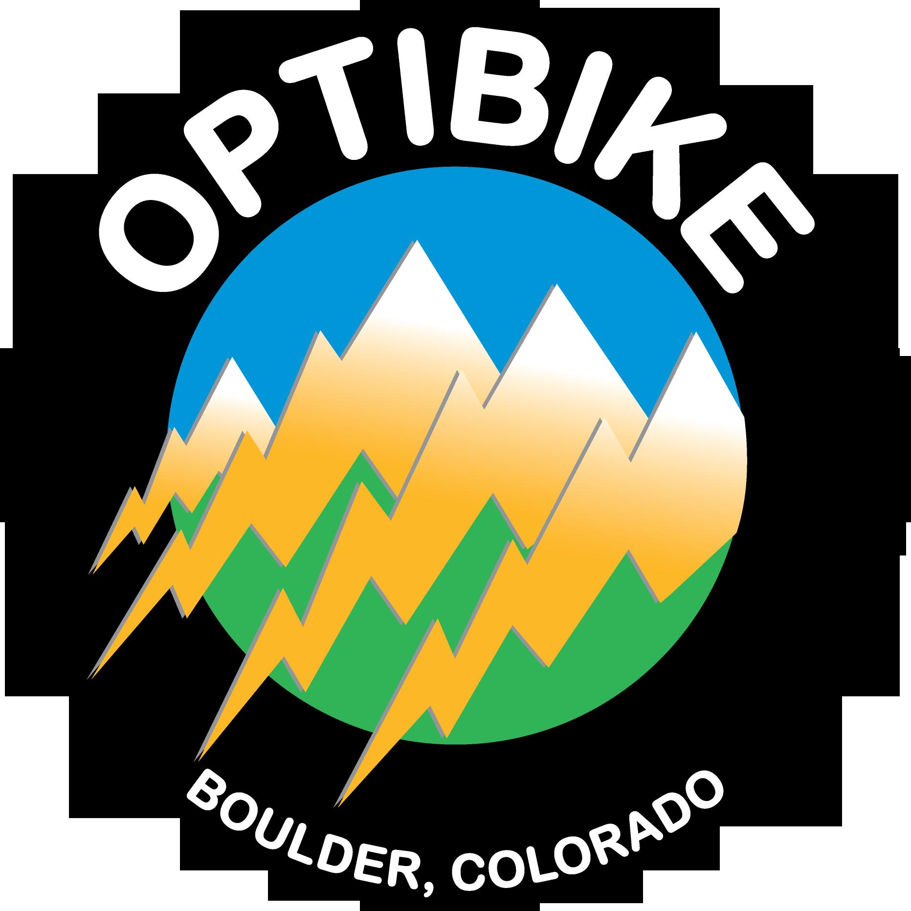 Optibike Logo Boulder Colorado