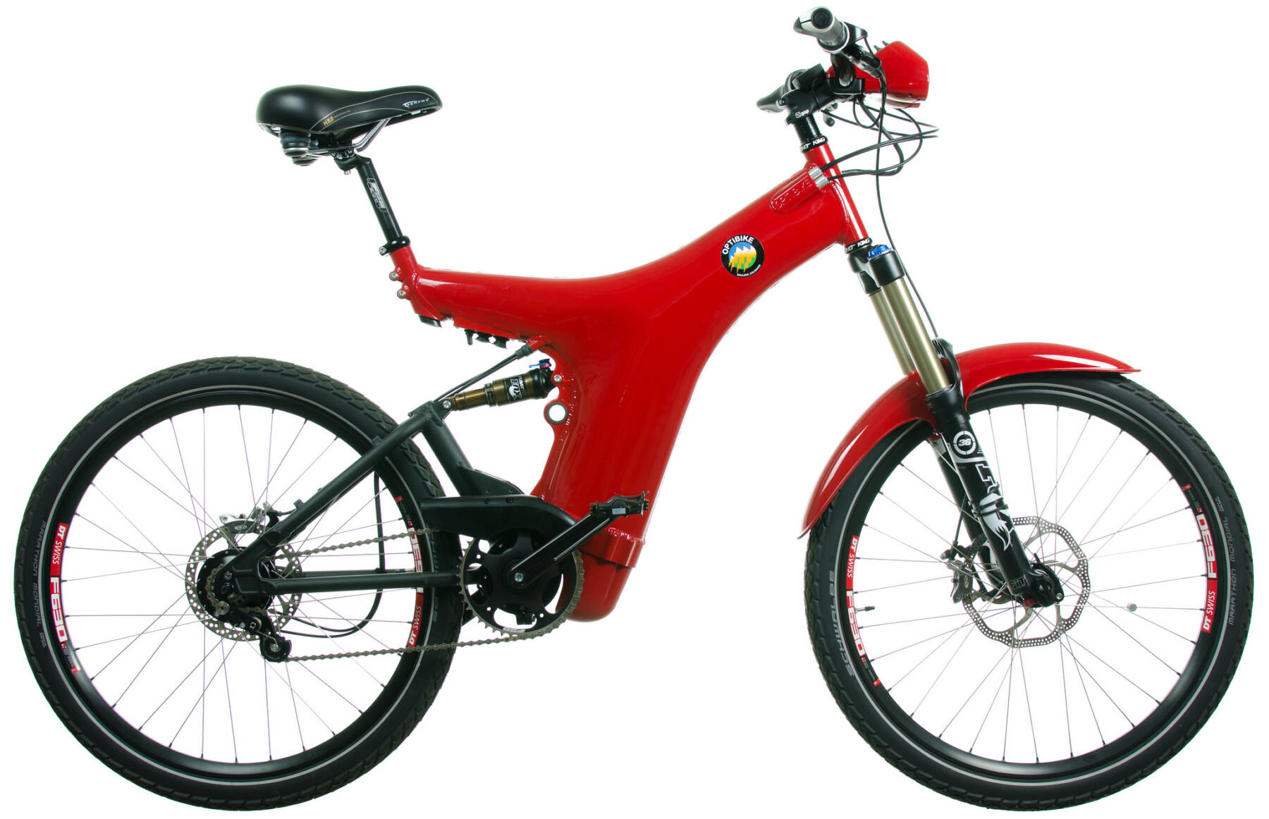 The Electric Bike For You Optibike Electric Bicycles