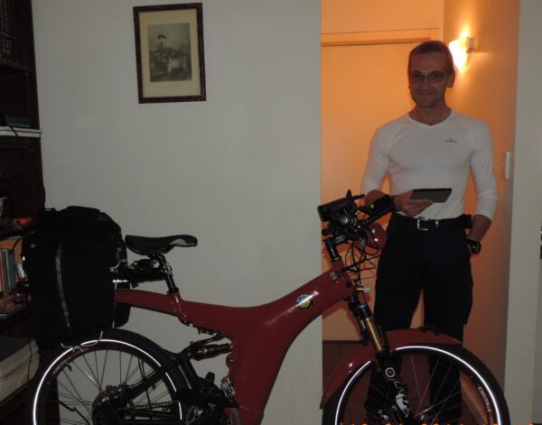 R11 Long range electric bike