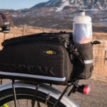 Topeak MTX Trunkbag DXP on Pioneer Allroad