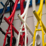 Pioneer Allroad Frames in Black, Red, White, and Yellow