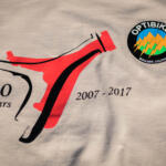 Optibike 10 year anniversary T-Shirt