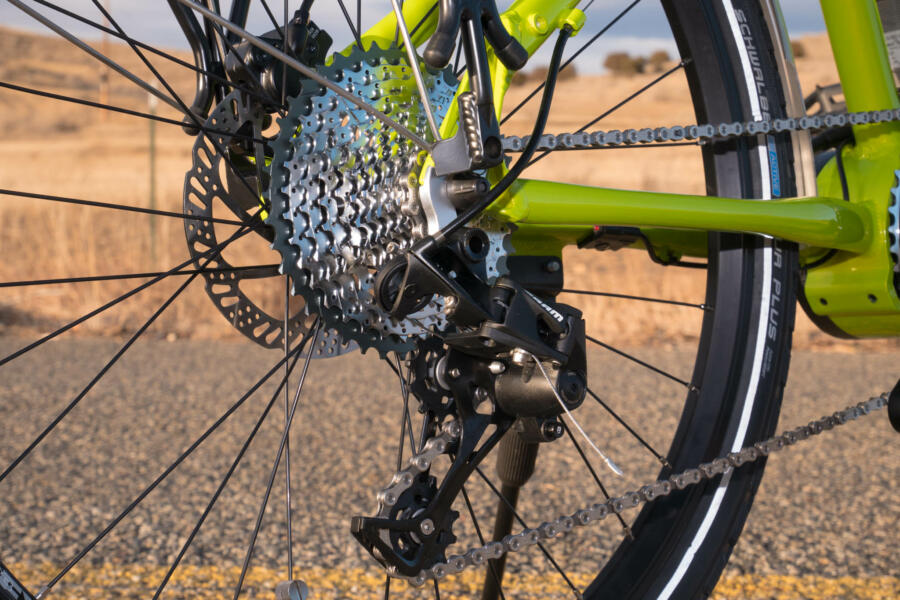 Rocky Mountain Commuter Chain Drive