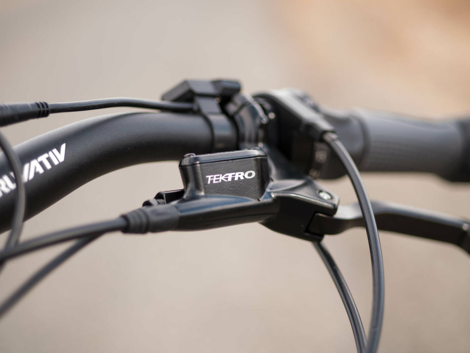 Allroad limited brake lever