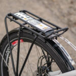 Rear rack for mounting bag on allroad limited