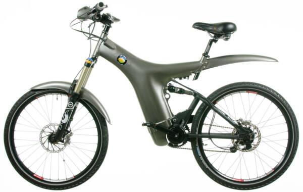 Optibike long distance touring R8HD electric bike