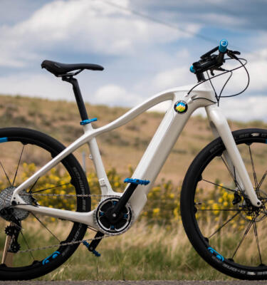 Pioneer Carbon SL ultralight electric bike