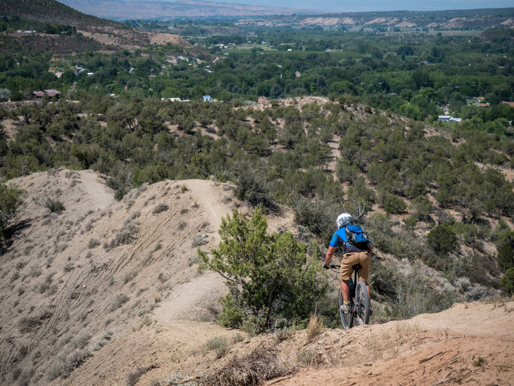 Downhill singletrack? No problem!