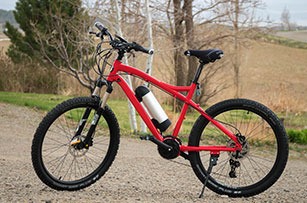 Affordable Optibike Pioneer Allroad E-Bike