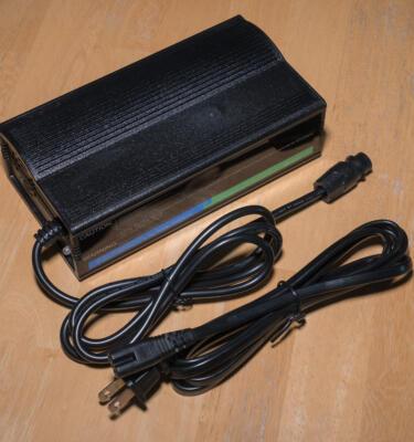 Black case charger