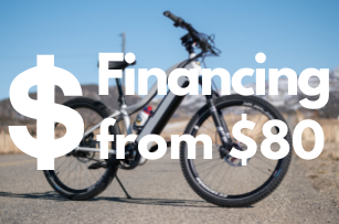 Optibike has financing from $80 per month