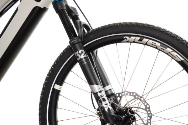 Quality front suspension forks give you a comfortable ride and safe handling