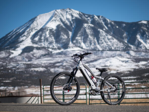 The Essex is a fantastic electric bike for casual riders of all sizes