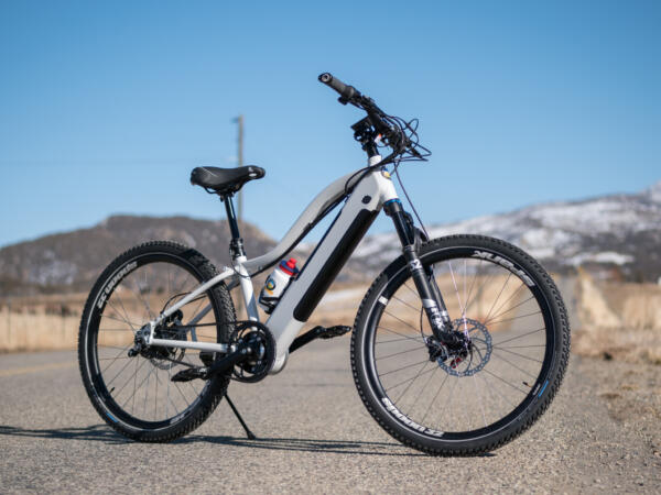 The Optibike Essex is a bike designed to fit riders of all sizes