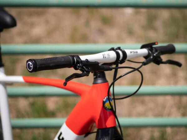 Lightweight torque sensor ebike handlebars