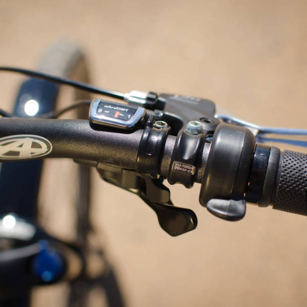 Pioneer Allroad gear system lets you climb any hill